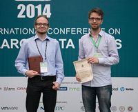 best paper awards at VLDB 2014